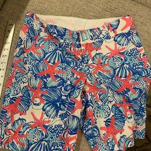 Lilly Pulitzer Bermuda shorts like new